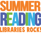 Summer Reading, Libraries Rock!