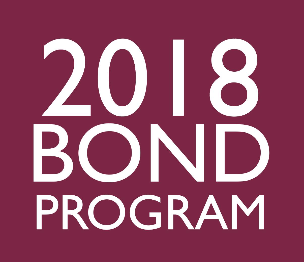 2018 Bond Program featured image